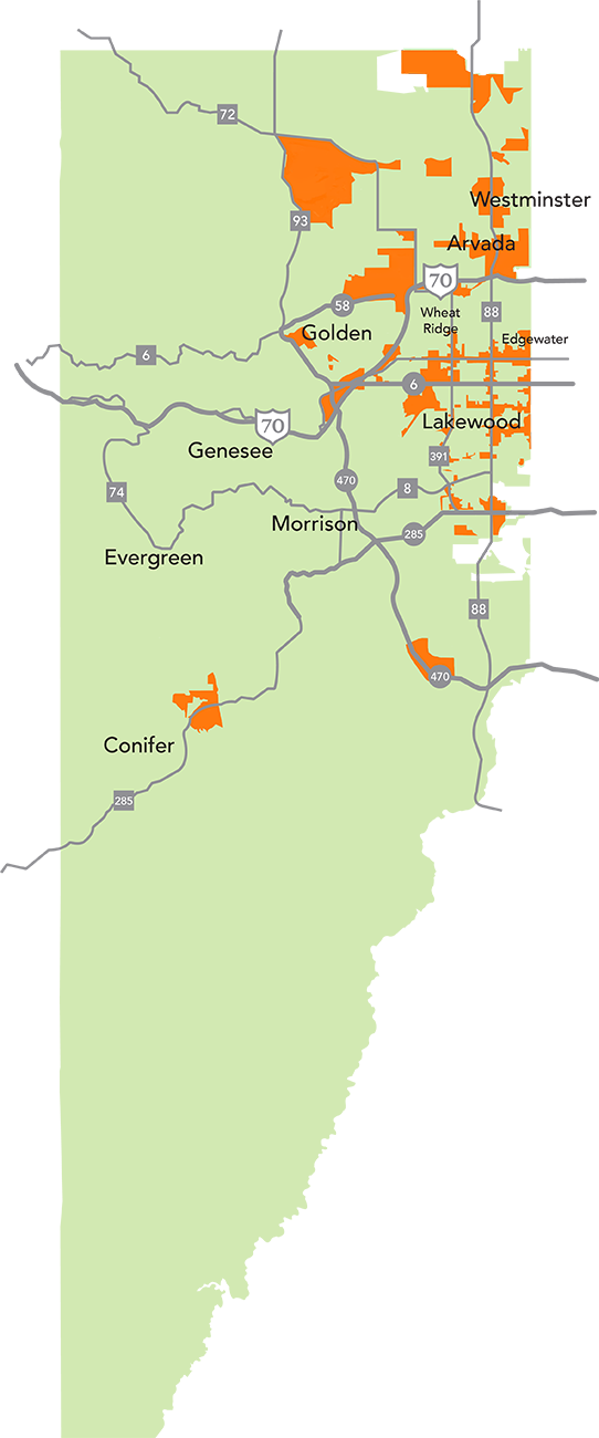 Enterprise Zone Map