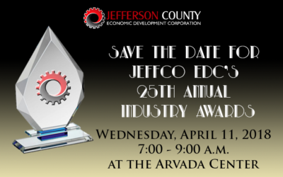 Jeffco EDC's 25th Annual Industry Awards