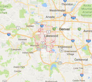 Lakewood, Colorado ~ Fifth Largest City ~ Jefferson County ...